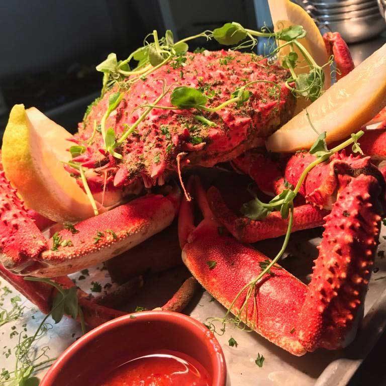 crab-seafood-dish-falmouth